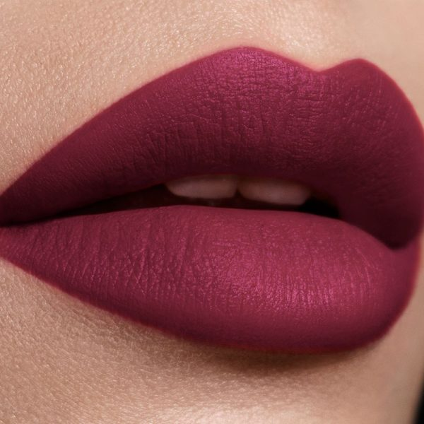 Leppestift, Iconic Lips Velvet - Velvet Tyrian Red