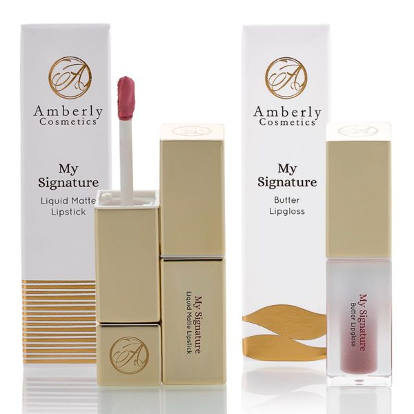SIGNATURE LIP KIT - CHARM