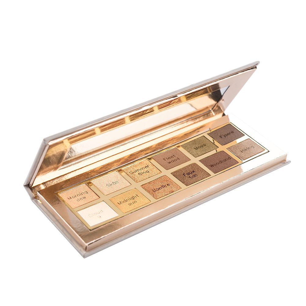 Eyeconic Gold And Greens